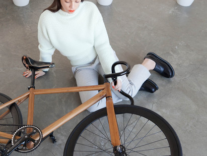Why a Wooden Bicycle?