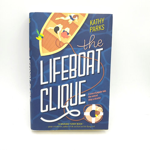 The Lifeboat Clique Kathy Parks HB