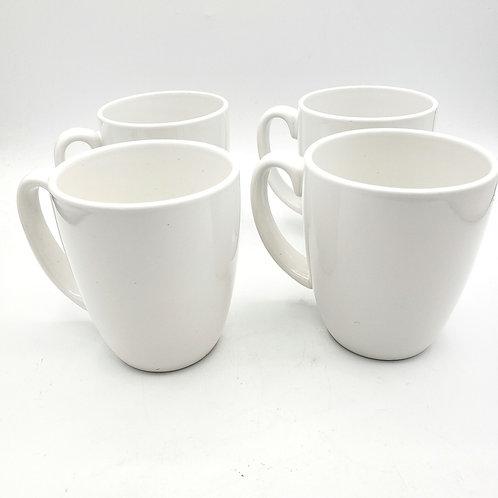 Corelle Cordinates Stoneware Mugs Set of 5