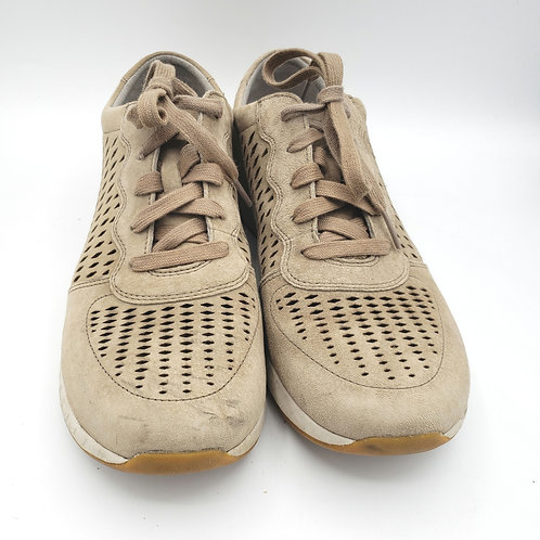 Dansko Perforated Leather Sneaker - size 41