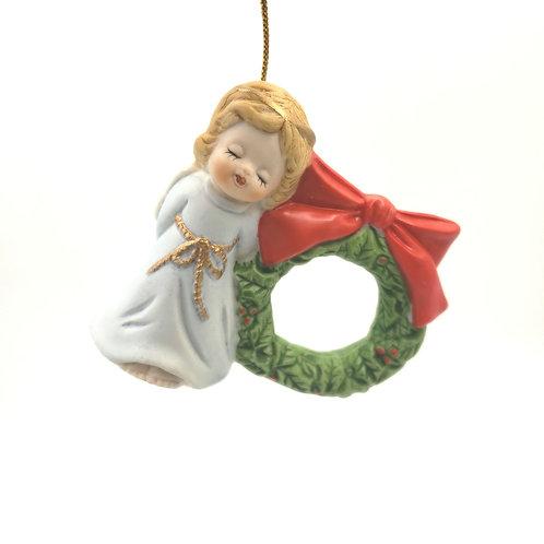 Vintage Jasco Porcelain Ornament