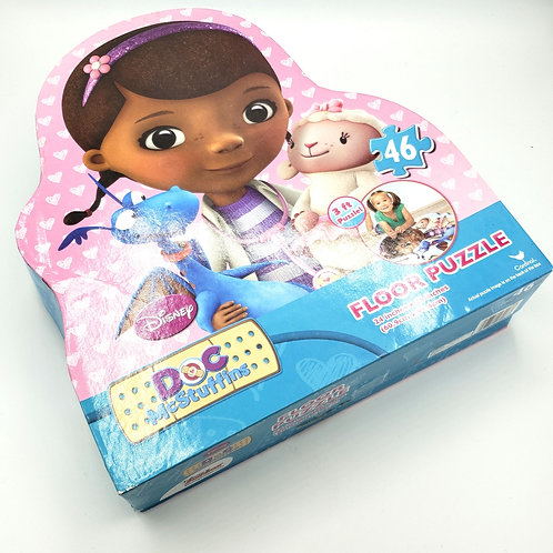 Doc McStuffins Floor puzzle 46 large pieces