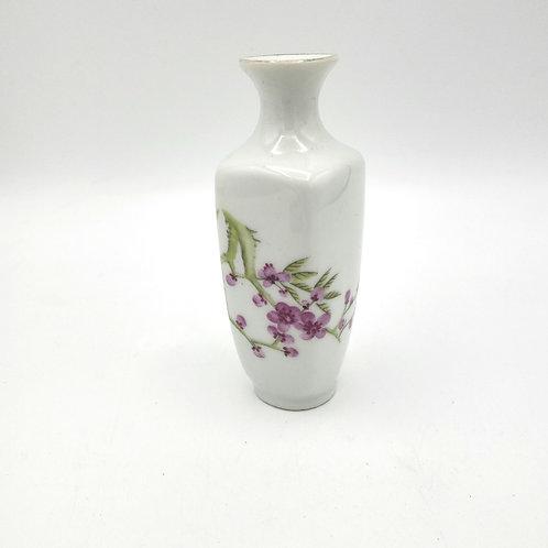 "Small Porcelain Vase Approximately 2.5"""