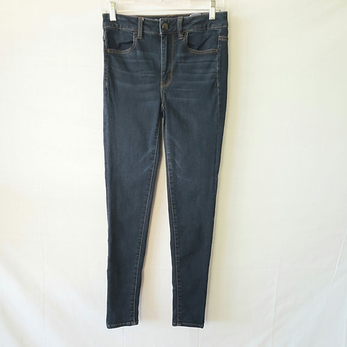 American Eagle Stretch Skinny Jeans - size 4