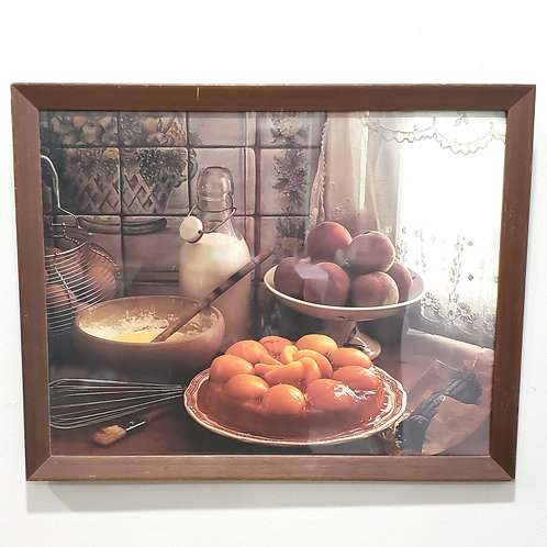 Still Life Photography Print Professionally Framed