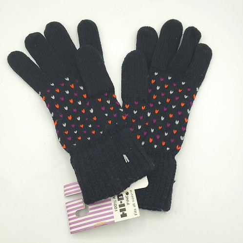 Vintage 1980s One Size Acrylic Gloves
