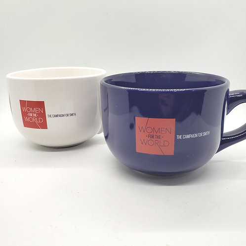 Women For The World The Campaign For Smith Mugs Set of 2