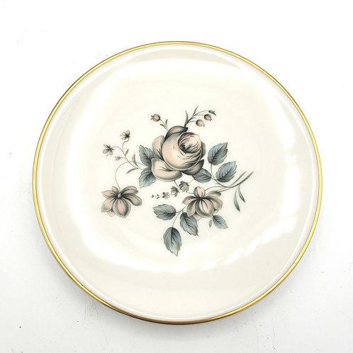 Royal Doulton England Rose Elegans Small Decorative Plate