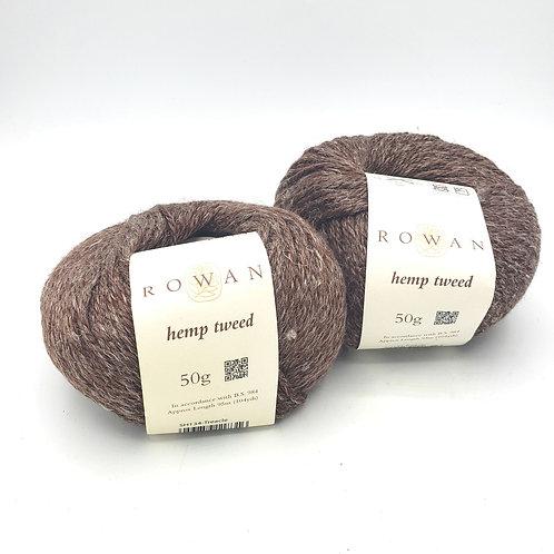 Rowan Hemp Tweed 50G 75%Wool 25%Hemp Set of 2