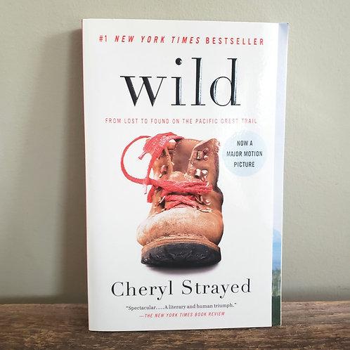 Wild by Cheryl Strayed Paperback