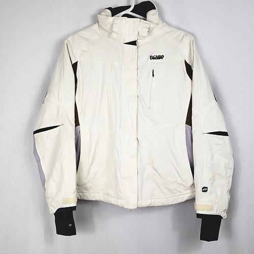 Orage White Ski Jacket - S