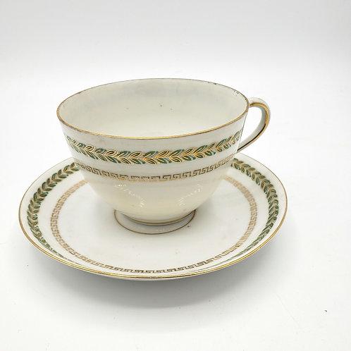 Imperial China Austrua Tea Cup and Saucer