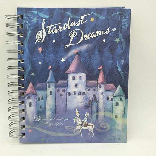 Bella Vista Stardust Dreams Journal Ruled Line