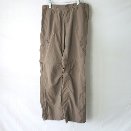 R.E.I Girls Convertible Pants 10/12