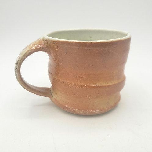 Handmade Pottery Glazed Mug Signed Wilder