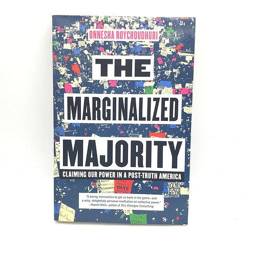 The Marginalized Majority by Onnesha Roychoudhuri Paperback