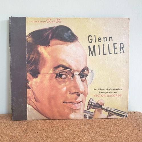 Glenn Miller -An Album of Outstanding Arrangements - Vintage 45 RPM Vinyl