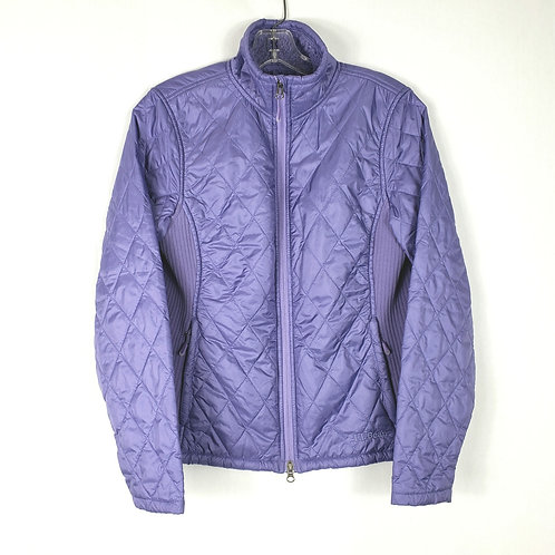 LL Bean Lavender Quilted Jacket - XS P