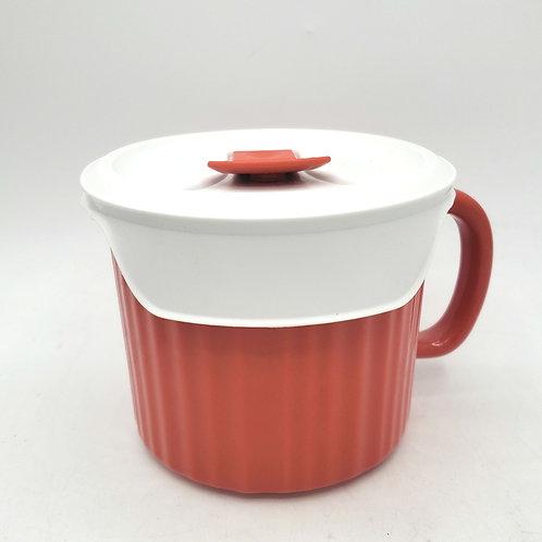 CorningWare 20-Ounce Meal Mug with Vented Lid