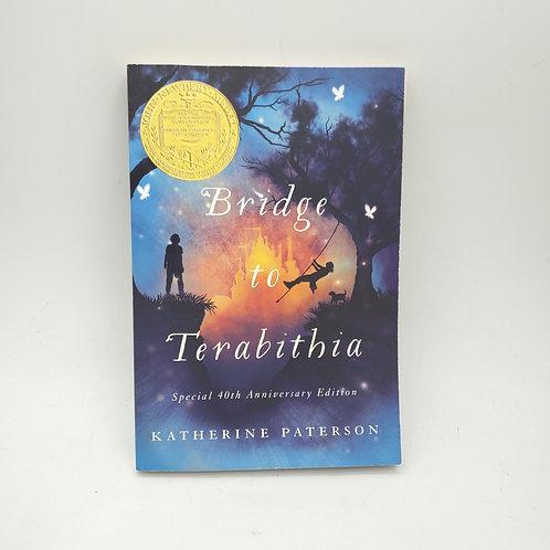 Bridge to Terabithia by Katherine Peterson Paperback