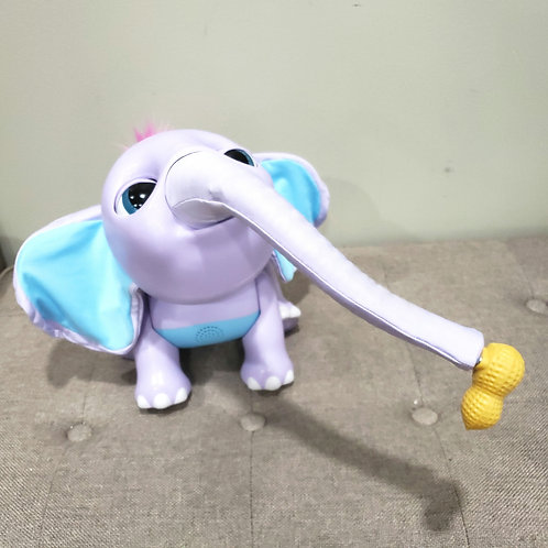 Juno My Baby Elephant with Interactive Moving Trunk