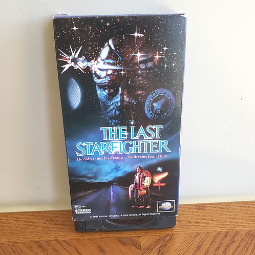 1984 VHS The Last Starfighter