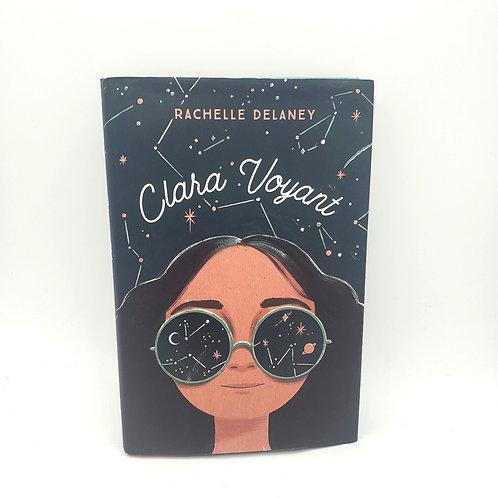 Clara Voyant by Rachelle Delaney HB