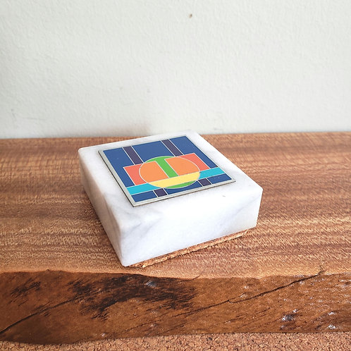 Small Marble Paperweight