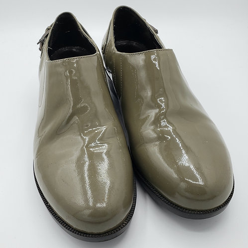 Cole Haan Shiny Slip On Shoes - size 7.5