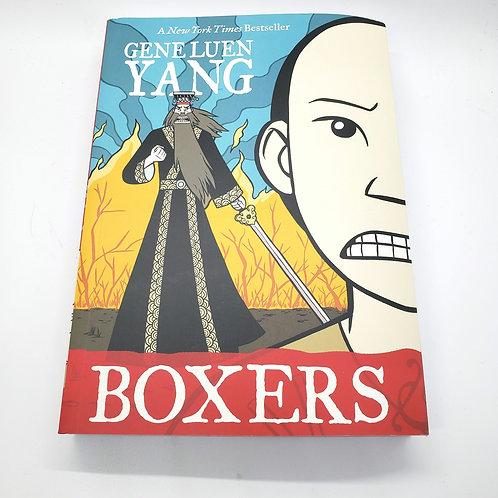 Boxers by Gene Luen Yang
