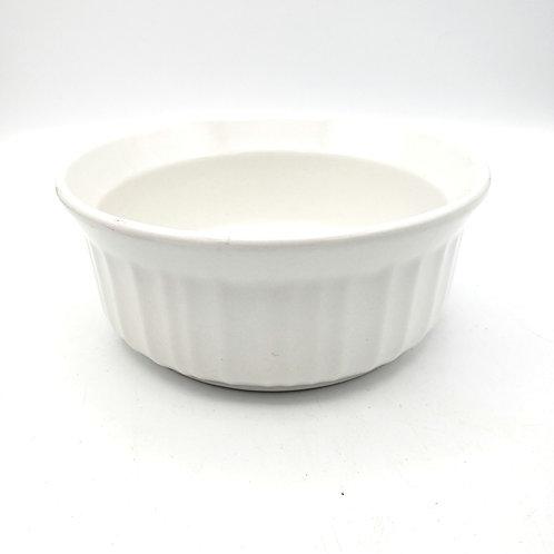 Corningware French White 16oz. Souffle Dish