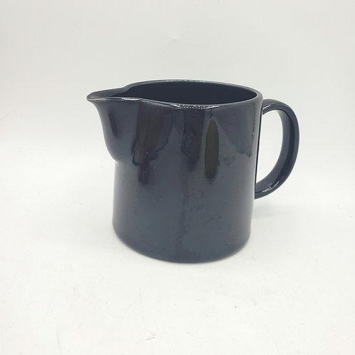 Ceramic Black Creamer