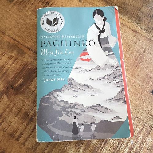 Pachinko by Min Jin Lee Paperback