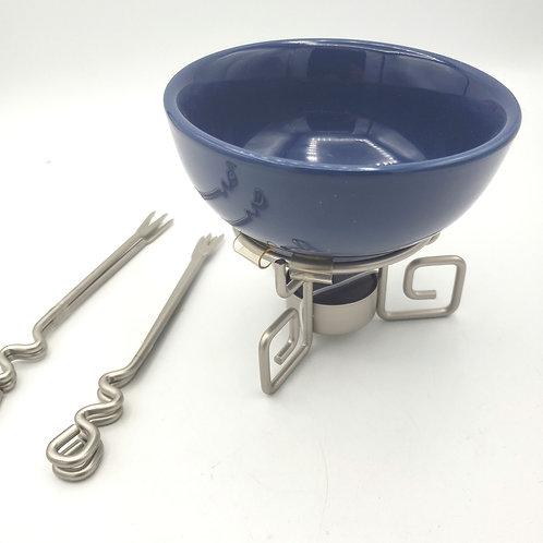 Miniature Fondue Set NEW