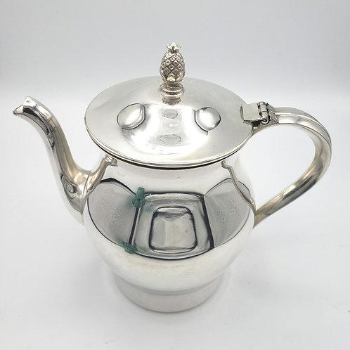 WM Rogers Silverplated Teapot