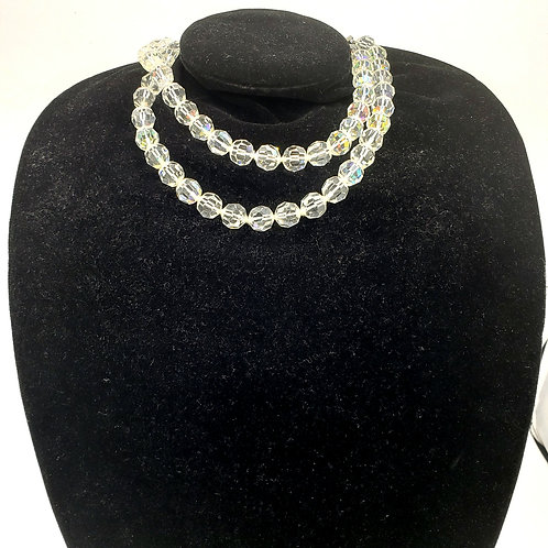 Vintage Two Strand Necklace