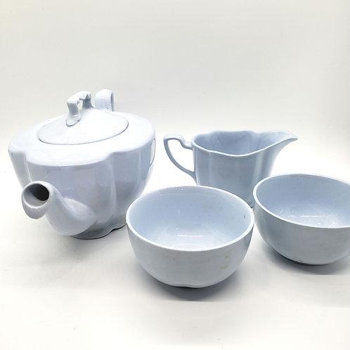 Greydawn Johnson Brothers England Tea Set 4 Pieces