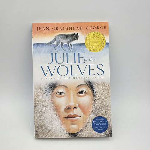 Julie of the Wolves by Jean Craighead George Paperback