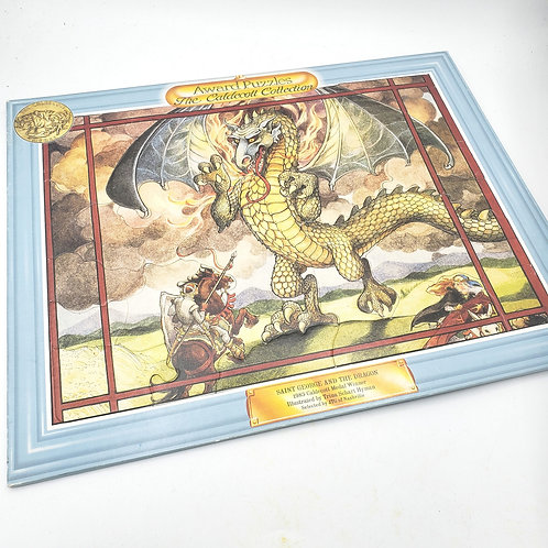 The Caldecott Collection Saint George and the Dragon Puzzle