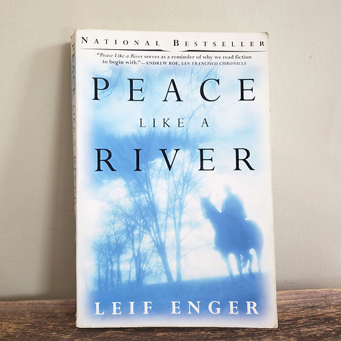 Peace Like a River by Leif Enger Paperback