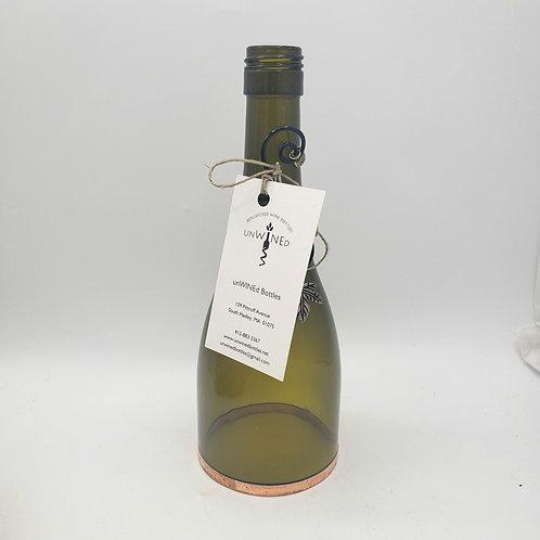 Repurposed Wine Bottles UnWINEd Decorative Bottle South Hadley