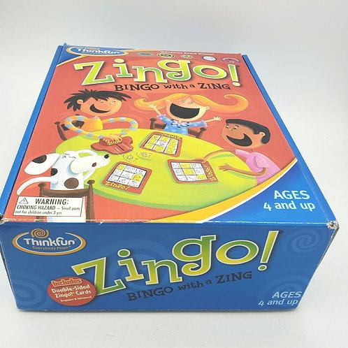 ThinkFun Zingo Ages 4 to 8