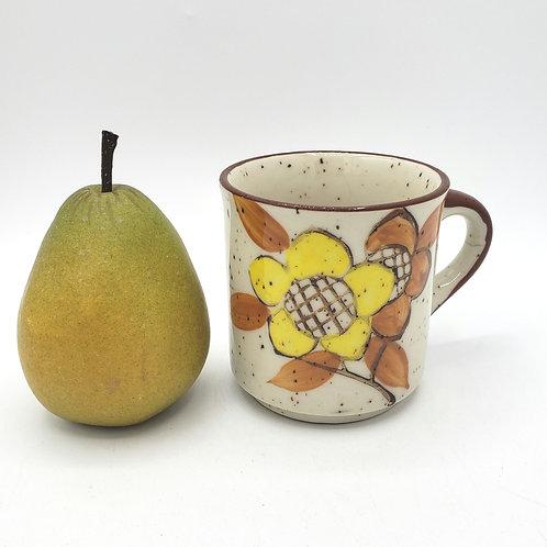 Vintage Floral Coffee Tea Mug