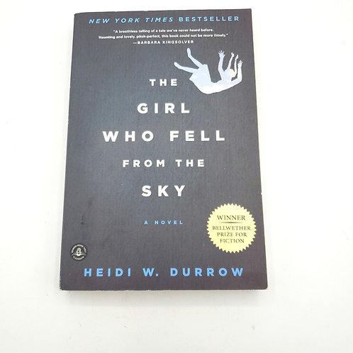 Heidi W. Durrow The Girl Who Fell From The Sky