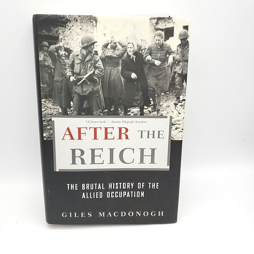 After The Reich by Giles Macdongh