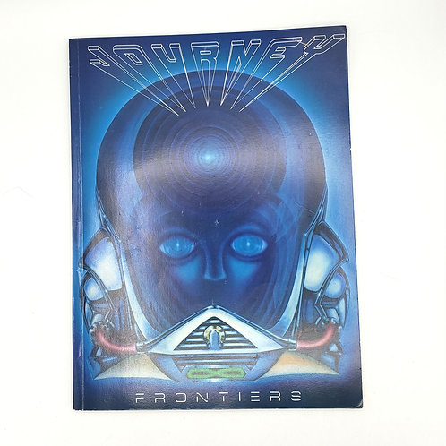 1983 Journey Frontiers Songbook