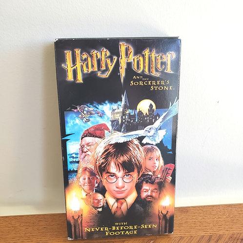 Harry Potter VHS