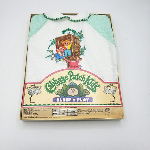 Vintage Cabbage Patch Kids Onesie