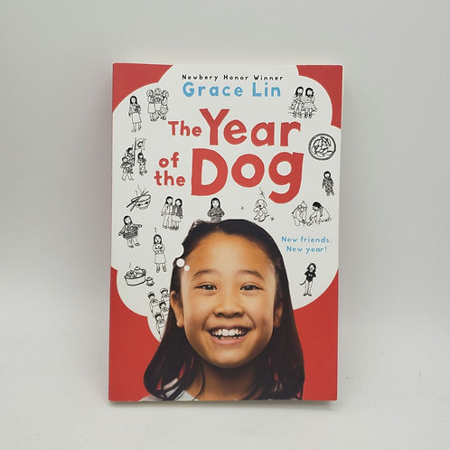 Grace Lin The Year of the Dog Paperback