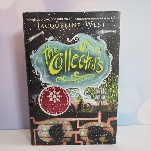 The Collectors by Jacqueline West HB
